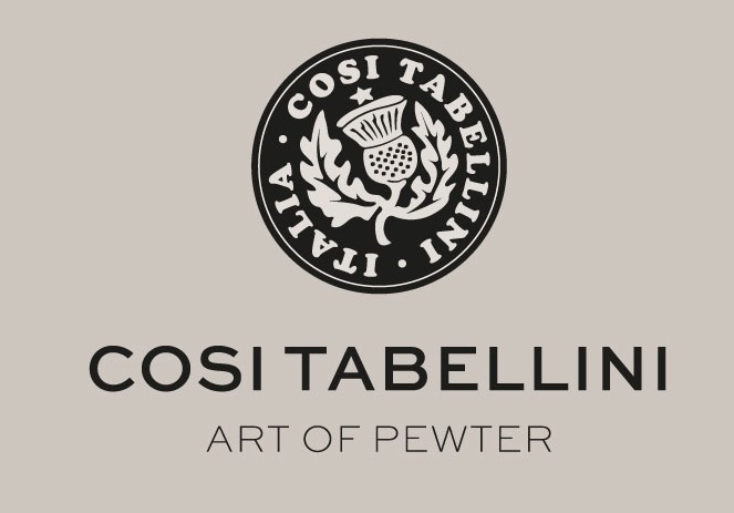 Cosi Tabellini - Art of Pewter logo