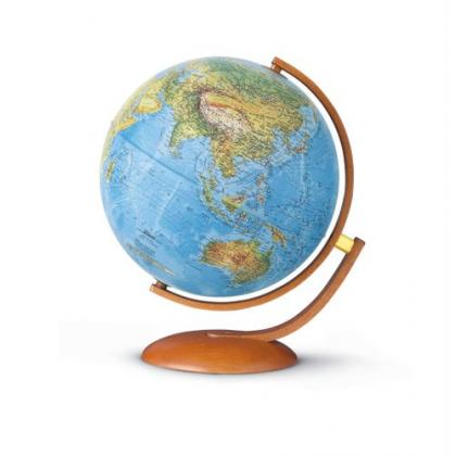 Picture Nova Rico Maximus 30 cm llluminated Geographical Globe