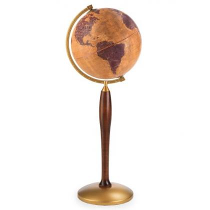 Picture Zoffoli Circolo 40 cm floorstanding Gea Globe on metal pressed base