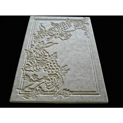 Picture Hand-Carved Carpet (Acrylic Yarn)