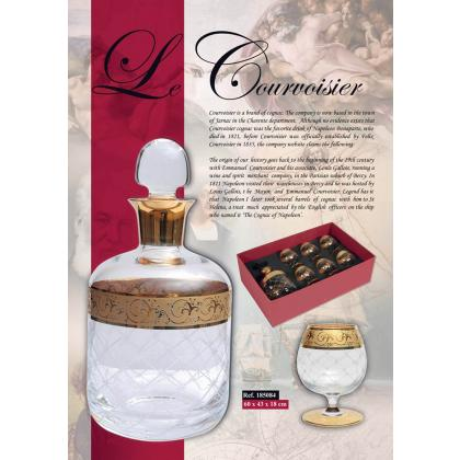 Picture Courvoisier Set
