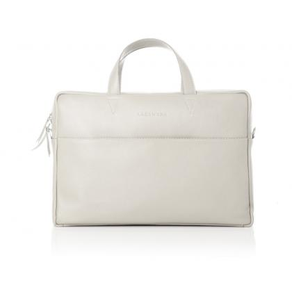 Picture  Maxi Asa Corta - White - Laptop & Document Bag