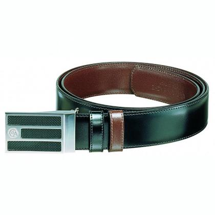 Picture Carbon Leather Belt