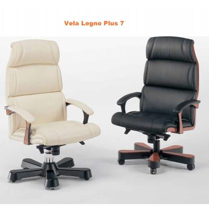 Picture The CEO's chair – Vela Legno Plus 7 and 8