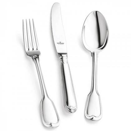 Picture Luxurious set of silver cutlery for 9 people / 89 pieces