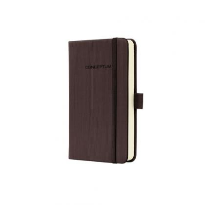 Picture CONCEPTUM Colour notebook - A6, coffee brown