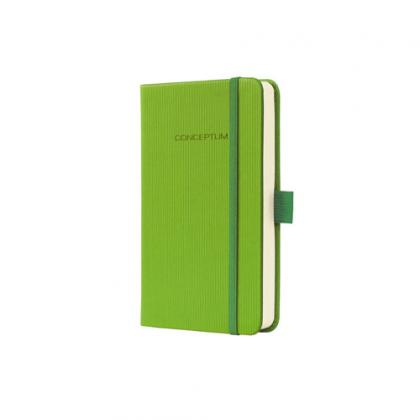 Picture CONCEPTUM Colour notebook - A6, paradise green