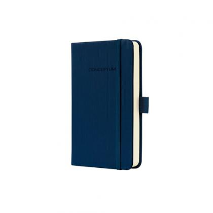 Picture Elegant CONCEPTUM Colour notebook - A6, midnight blue