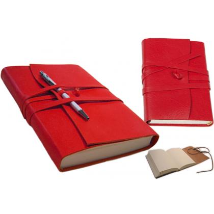 Picture Leather products for women - a notebook