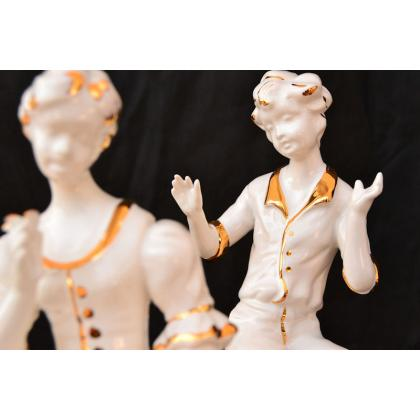 Picture Luxurious figurine made of ceramic
