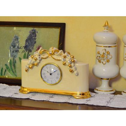 Picture Luxurious ceramic clock