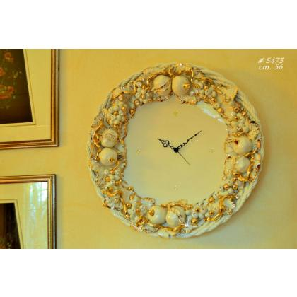 Picture Luxurious wall clock
