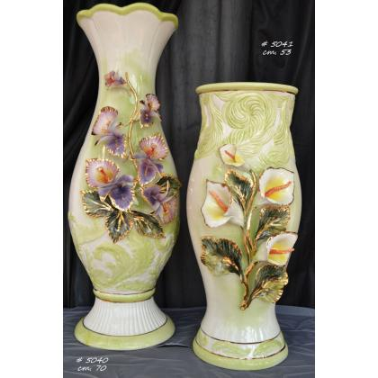 Picture Vases with flowers