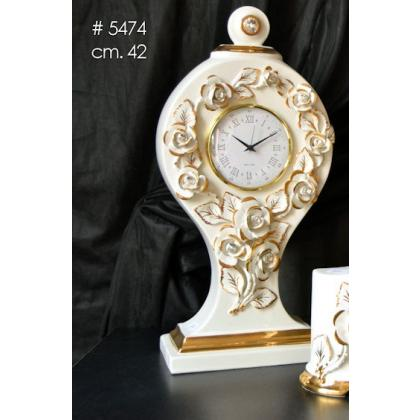Picture Elegant decorative clock