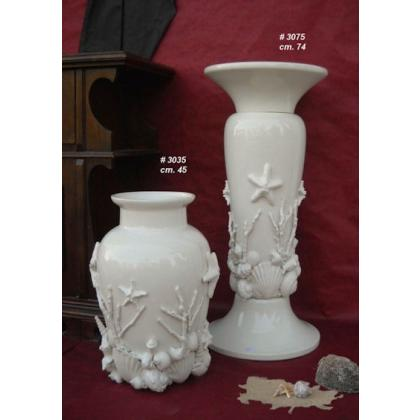 Picture Sophisticated vase with a column