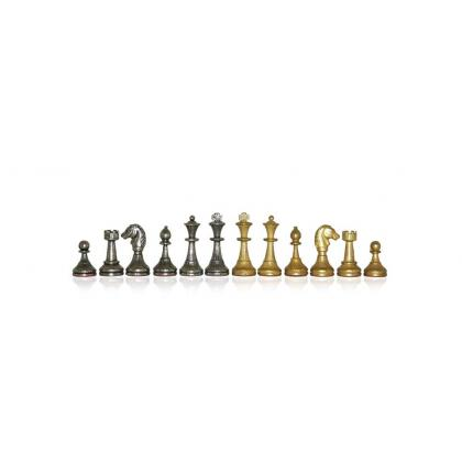 Picture Luxurious classic chess set with pieces included 65M+230BW