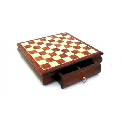 Picture Chessboard with drawer 332W
