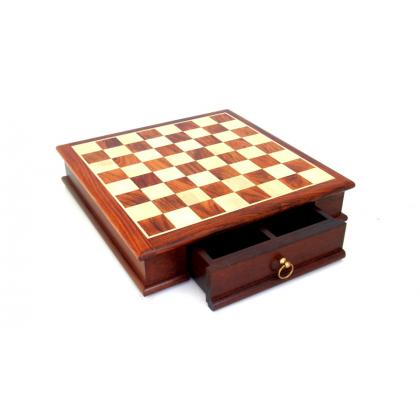 Picture Traditional wooden chessboard 333W