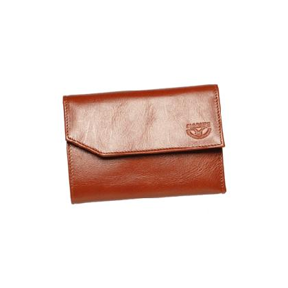 Picture Classic, leather women wallet – brown