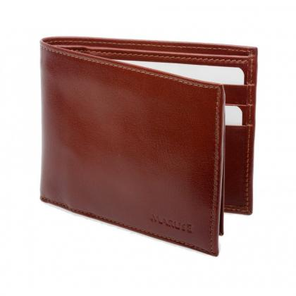 Picture Leather men wallet