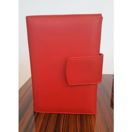 Picture Original Maruse notebooks in leather