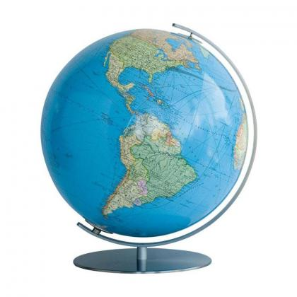 Picture Stainless steel globe for office