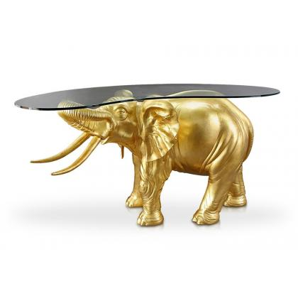Picture Elephant table