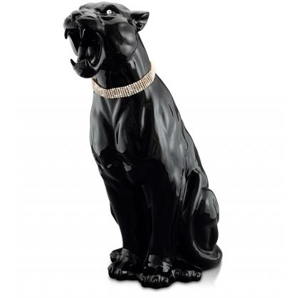 Picture Black Panther - decorative figure