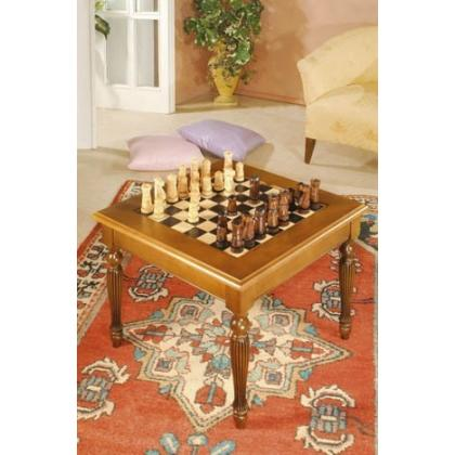 Picture Luxurious chess table + closet for chess pieces Luxury Products