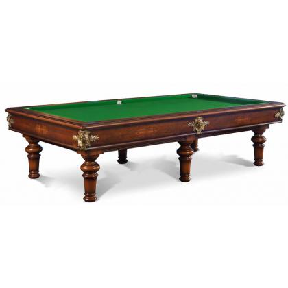 Picture Wooden billiard table from Italy