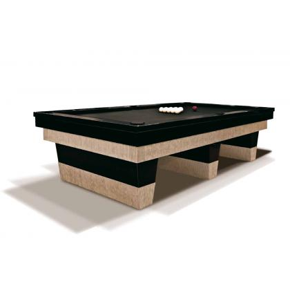 Picture Elegant billiard table inspired by Art Deco
