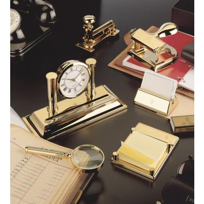 Picture Set and single gilded products for the desk - El Casco