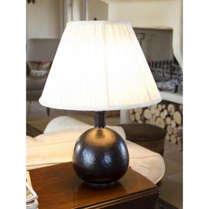 Picture Luxurious lamp with tiger figure