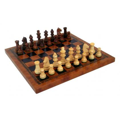 Picture Luxurious chess set G250-75+204