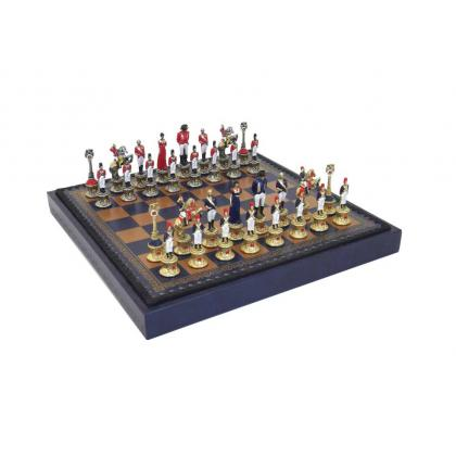 Picture Luxurious chess playing set - Napoleon 19-92+219GB