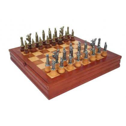 Picture Marvellous chess set 176MW+B08943