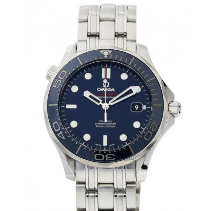 Picture Swiss Men's Watch – Omega Seamaster 300m Co-Axial