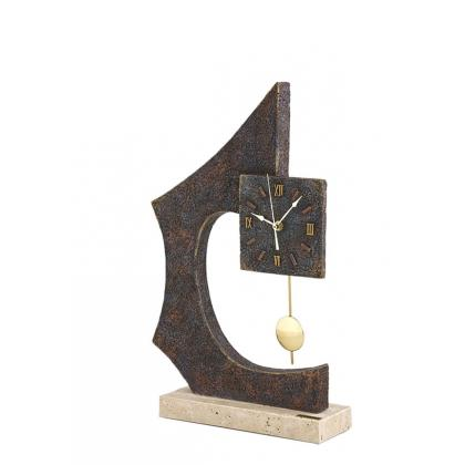 Picture Exclusive clock with pendulum – for the desk