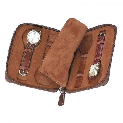 Picture Elegant case for 4 watches! - Absolute Breton