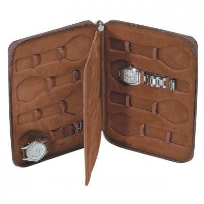 Picture An exquisite box for 8 watches - for a gift! - Absolute Breton