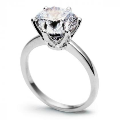 Picture Exclusive diamond ring for an engagement!