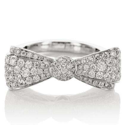 Picture Engagement ring with diamonds!