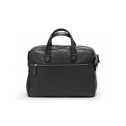 Picture Elegant leather briefcase