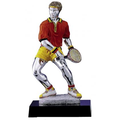 Picture Statuette for a tennis tournament - Astra Argenti
