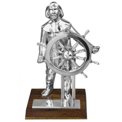 Picture Figurine with a sailor - Astra Argenti