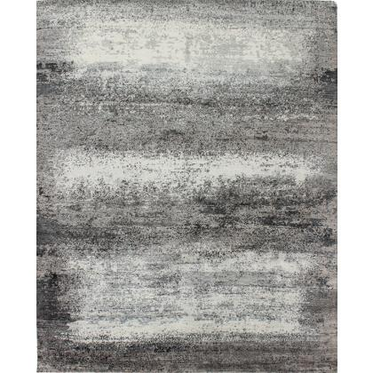Picture Dark carpet with an abstract pattern - Forme