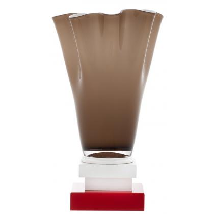 Picture Brown sports vase - Astra Argenti