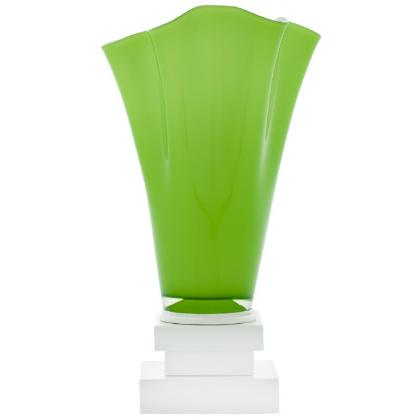 Picture Green vase for sporting events - Astra Argenti