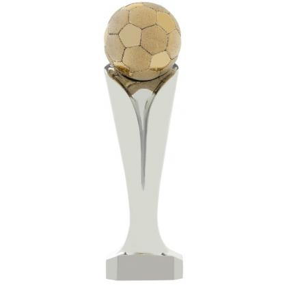 Picture Amazing trophy with a ball - Astra Argenti