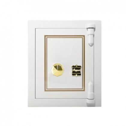 Picture Elegant white gold safe by Rapport London brand